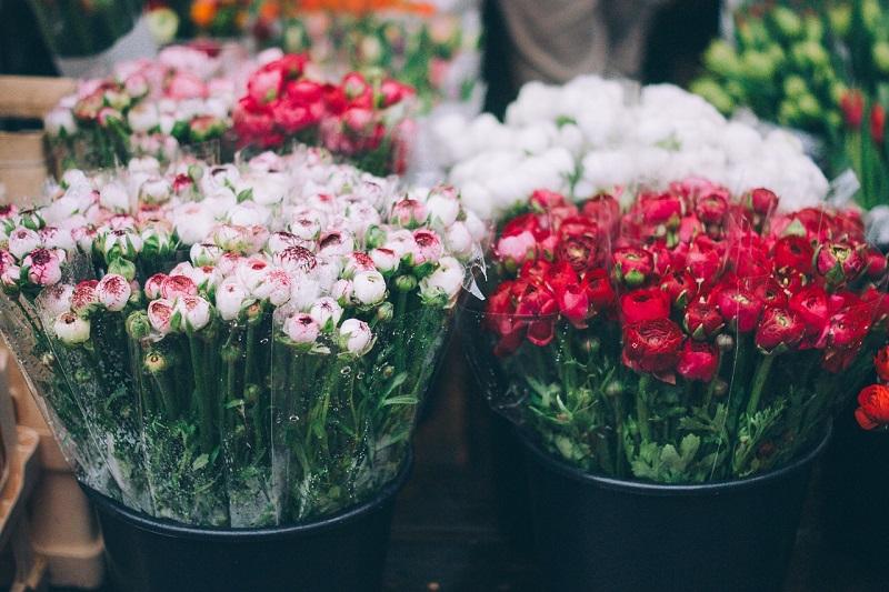 Best Flower Markets in London